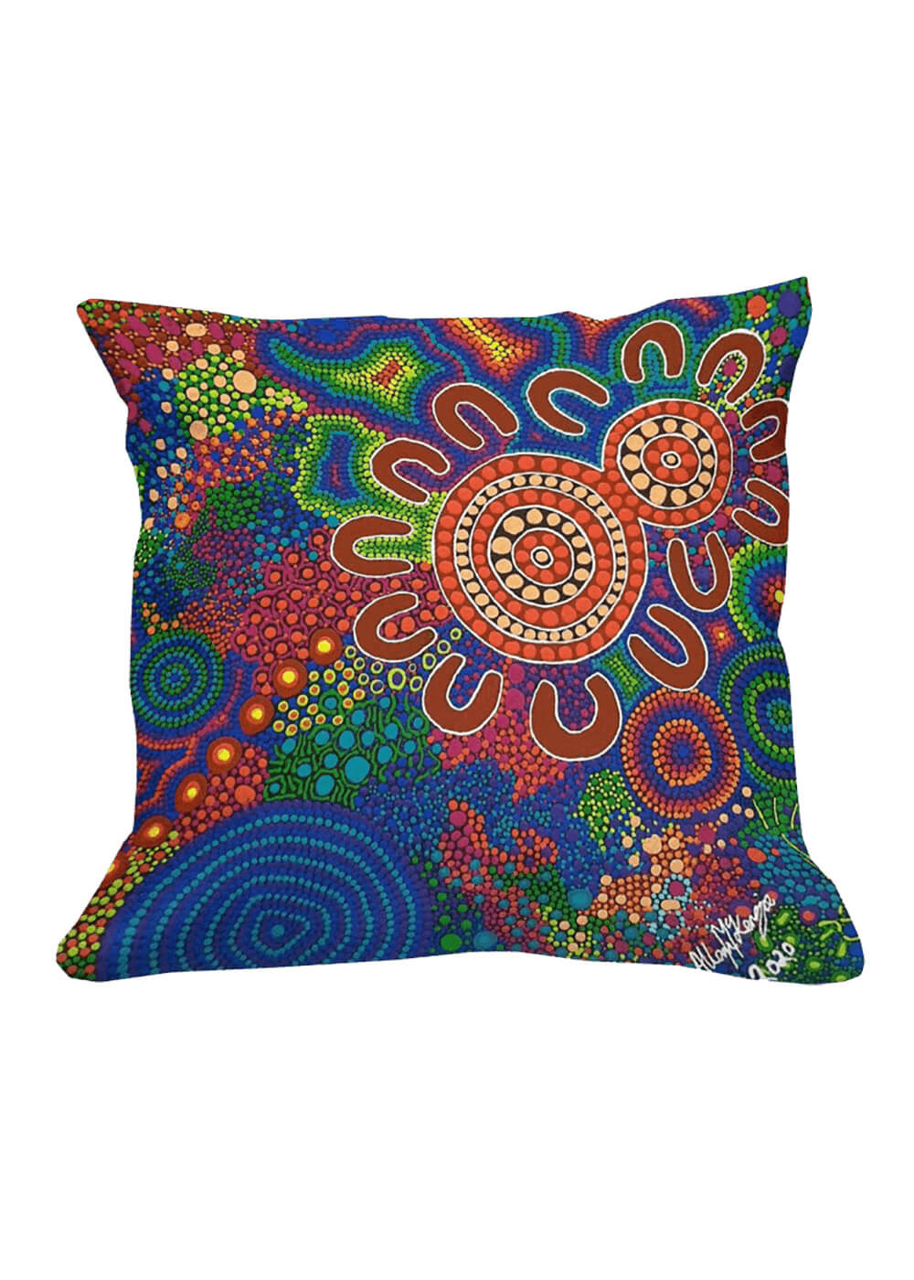 The Journey - Cushion Cover