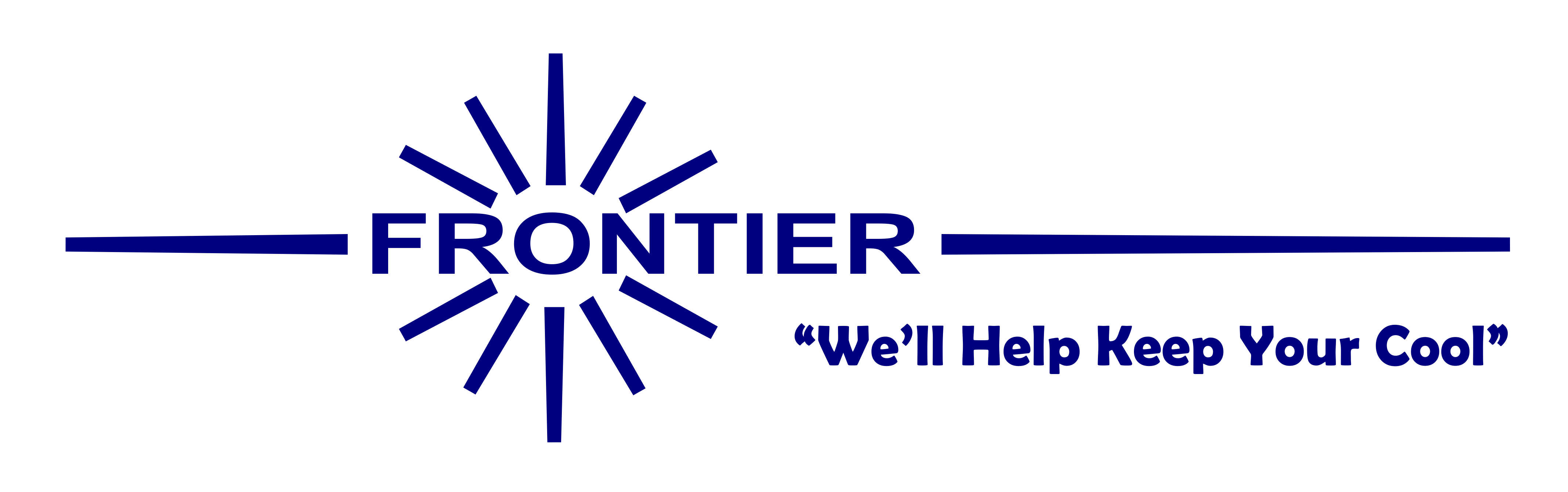 Frontier Air Conditioning logo