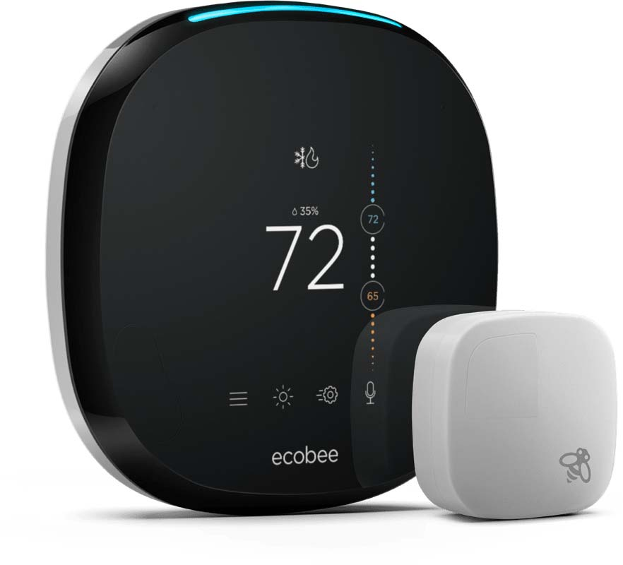 Smart Home Ecobee Thermostat