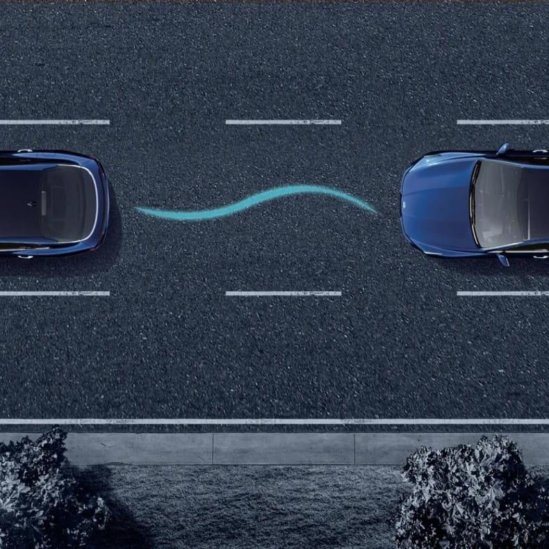 Система контроля внимания водителя (DAW)