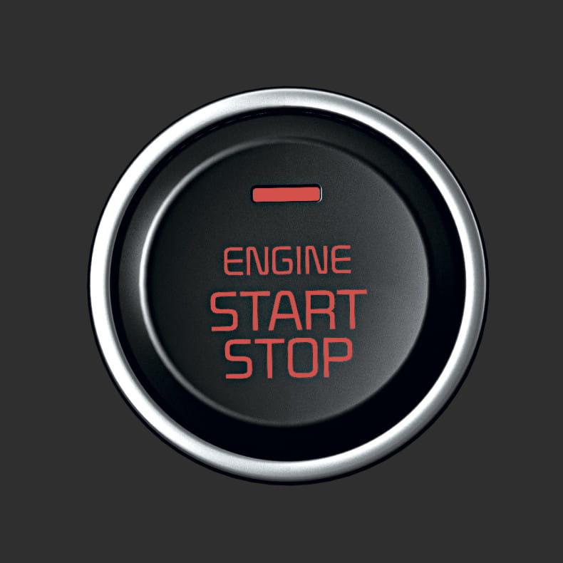 Кнопка запуска двигателя (Smart Key)