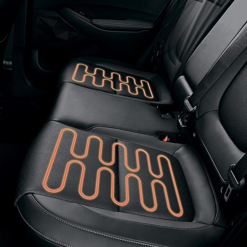 Обогрев задних сидений