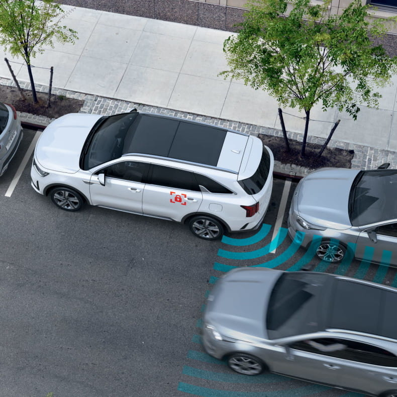 Система безопасного выхода из автомобиля (SEA)
