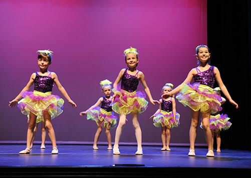 kids dance nelson bc