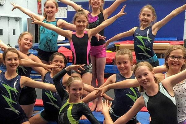 gymnastics kids nelson bc