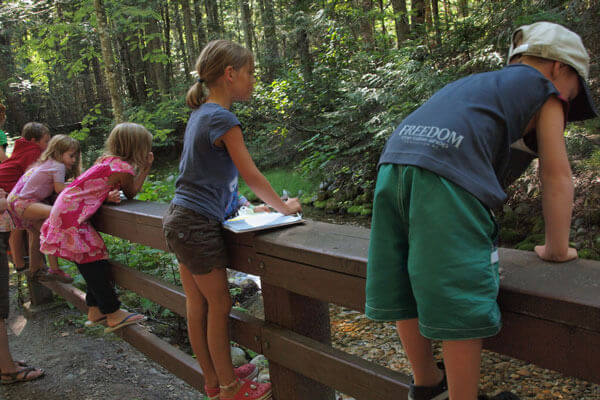 outdoor activities for kids nelson bc