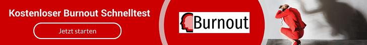 Banner kostenloser Burnout Schnelltest