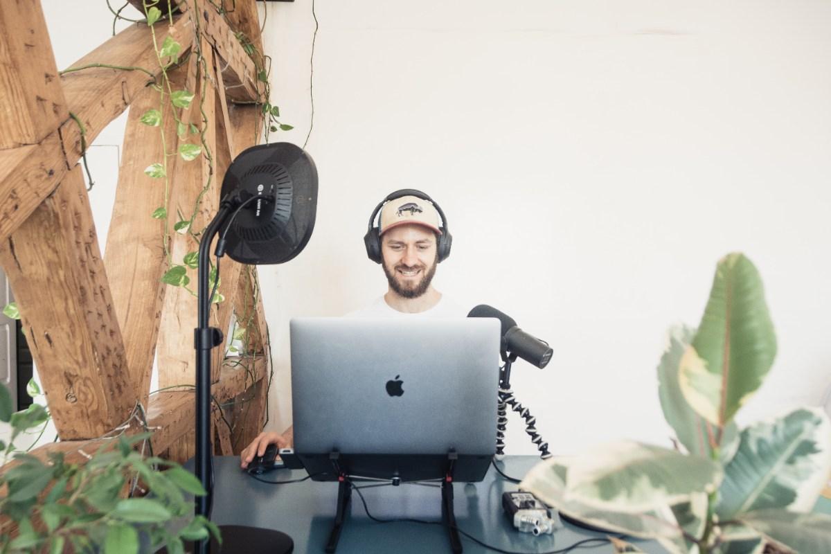 Podcasting Blog Tipps Glücklich werden