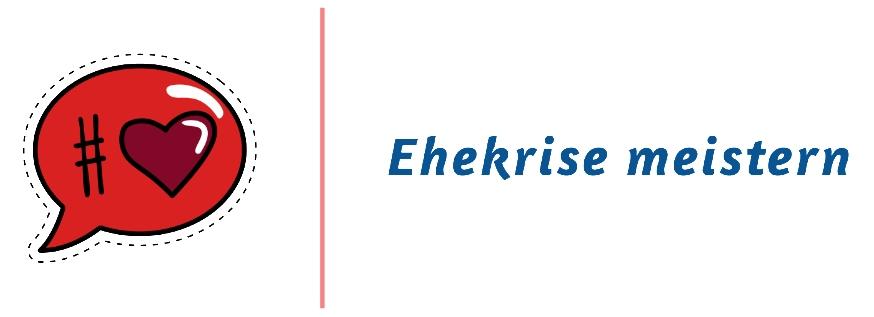 Logo Ehekrise meistern