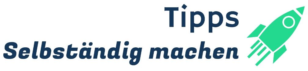 Logo Tipps selbständig machen
