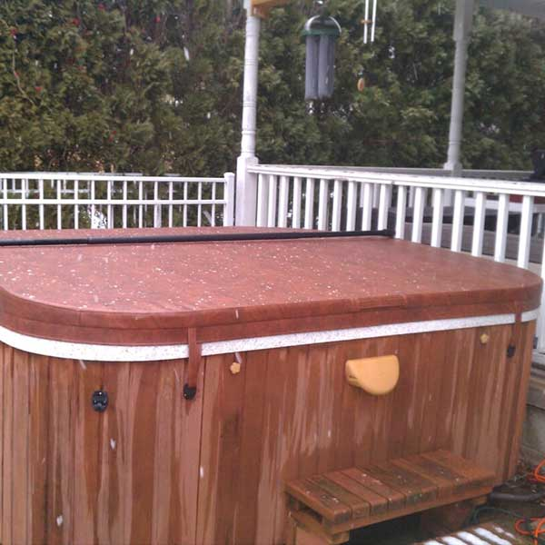 hot tub service for port huron home