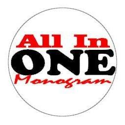 All In 1 Monogram