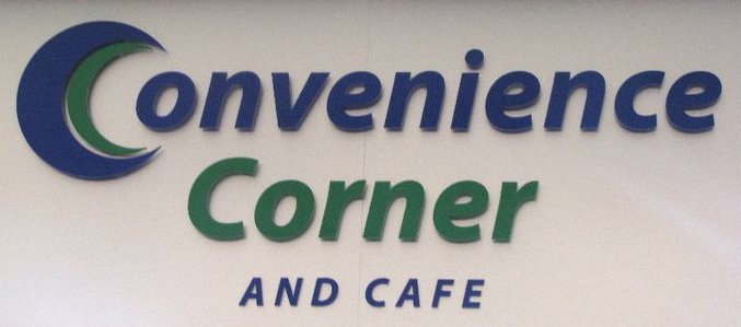 Convenience Corner and Cafe