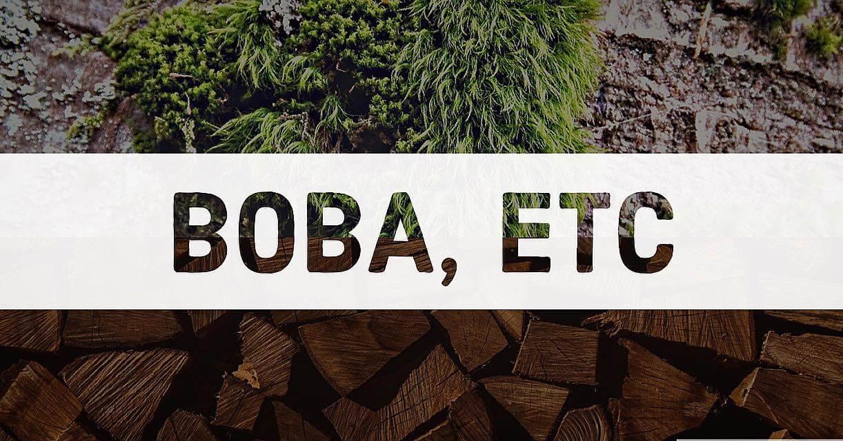 Boba, etc