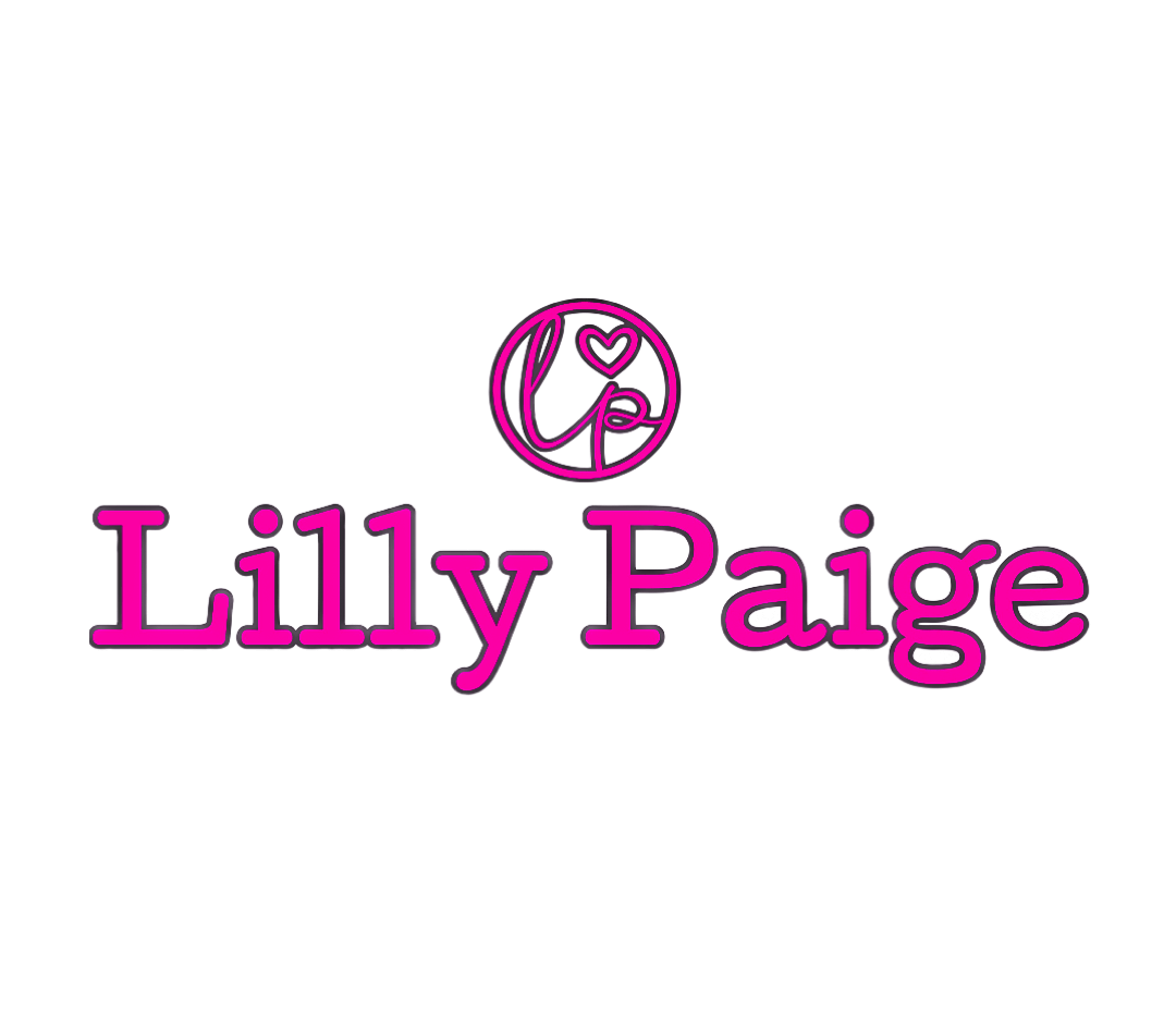 pink Lilly Paige logo