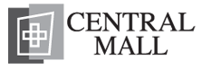 Central Mall Lawton logo with link to mall homepage