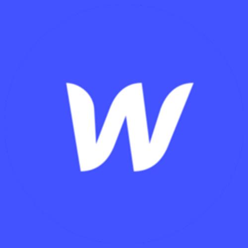 webflow brand icon