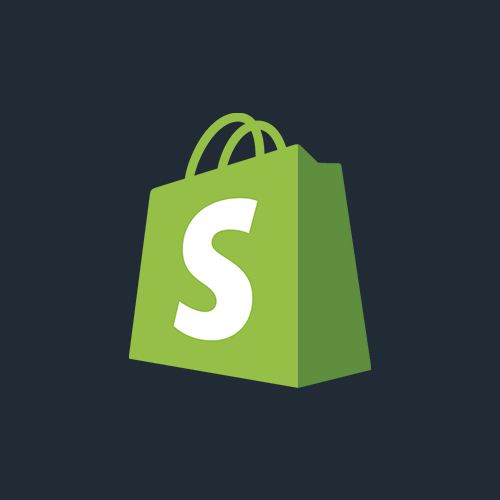 shopify brand icon