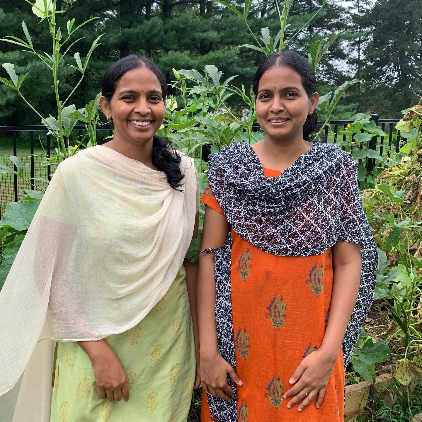 So happy to have @vannakam.baltimore back in our kitchen. Shanthi and Sumathi will offer their South Indian cooking every Wednesday 5-9! Takeout also available by ordering in person at our window or by phone. Come fill your belly with love! #southindianfood #tamilfood #sisterchefs #womenrunthiskitchen #twins #chickencurry #dosa #dosai #peaspulav #sambar