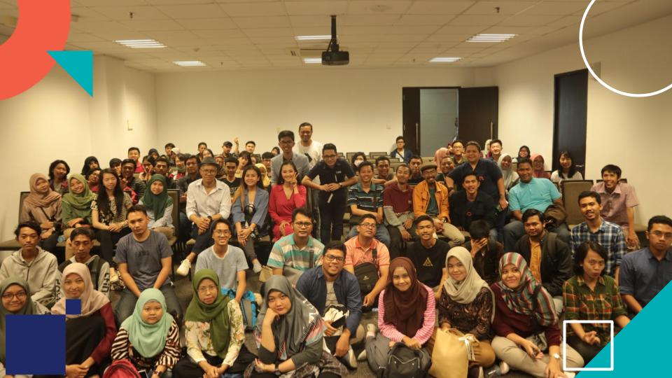Surabaya Creators Meetup: 4TipsSukses Para Kreatif