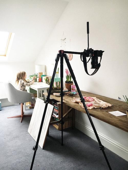 Panduan Membuat Video dengan Format Flat Lay