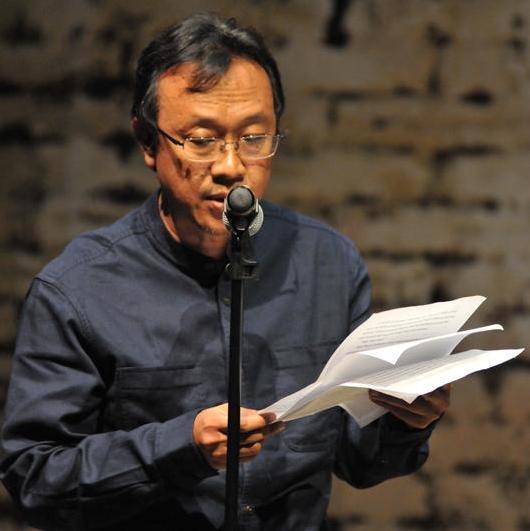 Yusi Avianto Pareanom: Menulis Itu Butuh Ketekunan dan Kekeraskepalaan dalam Derajat Tertentu
