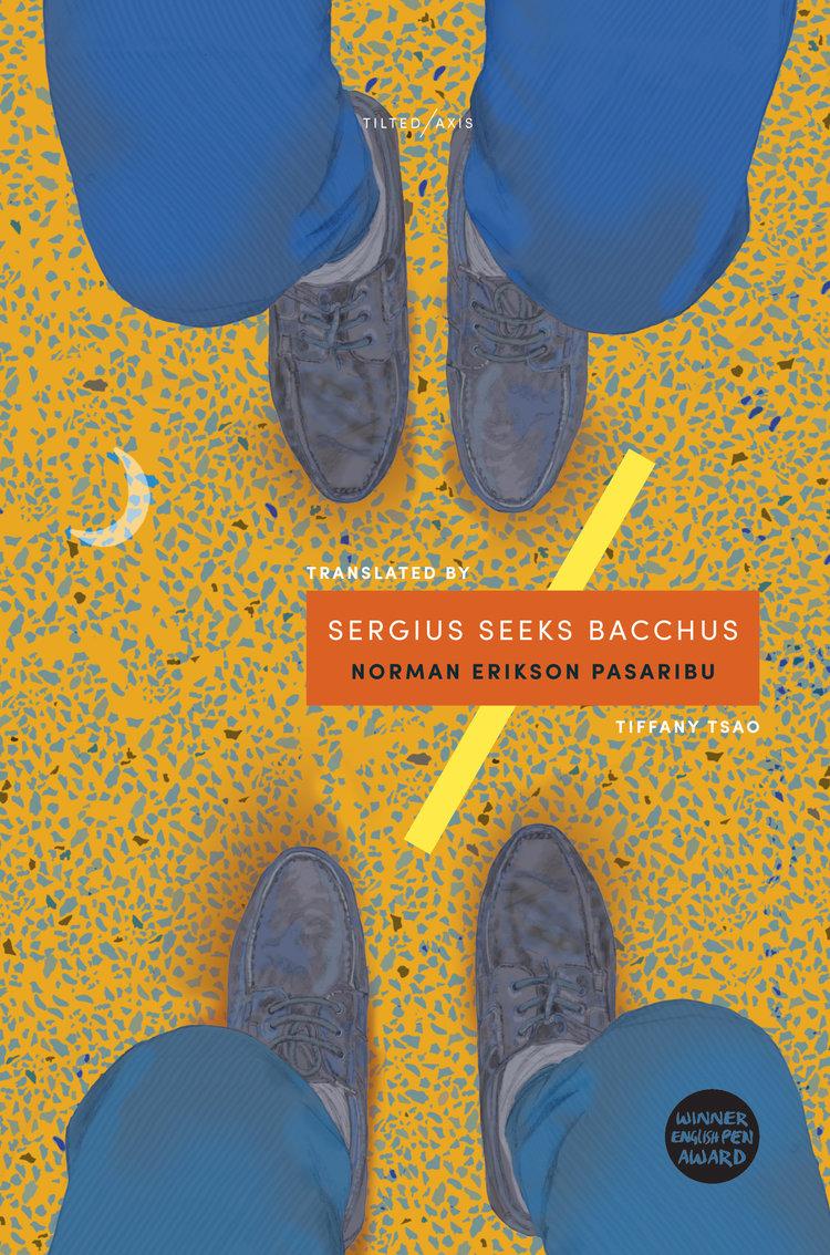 Norman Erikson Pasaribu: Puisi dan Penghayatan Spiritual dalam Sergius Mencari Bacchus