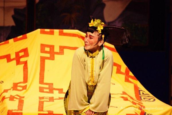 Pementasan Sampek Engtay, Teater Koma