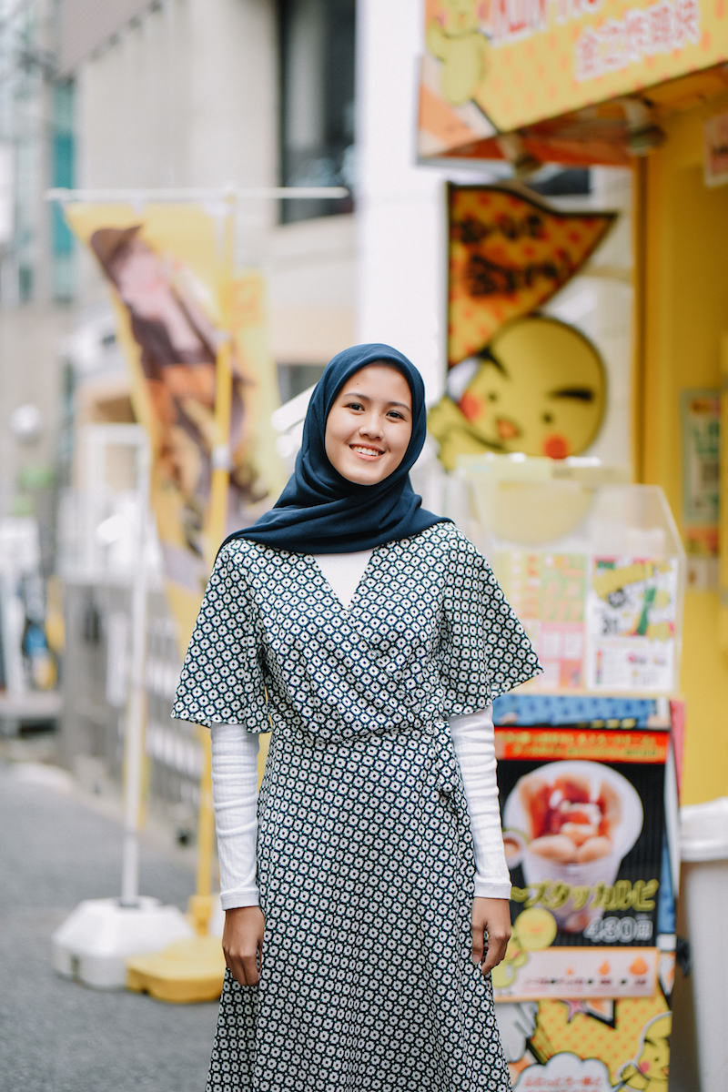 Nadya Natasha : Menangkap Romantisme Lewat Lensa