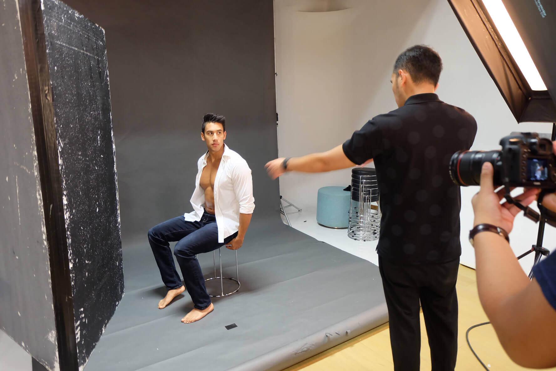 Dheniel Algamar Tips Jurnalis Fashion 3