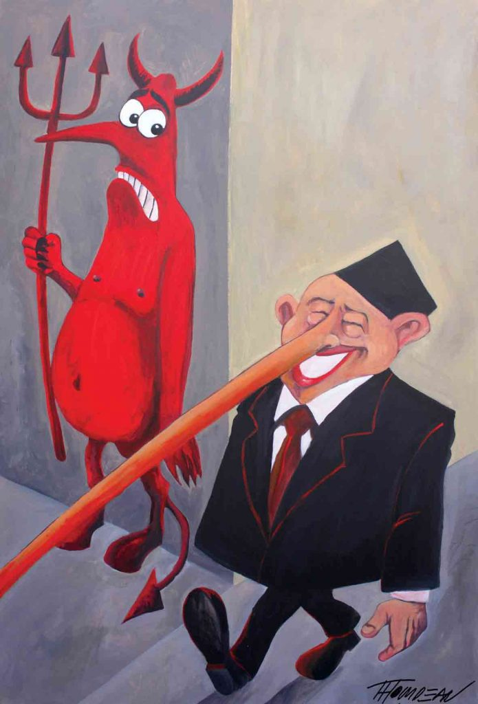 Tommy Thomdean - New Devil