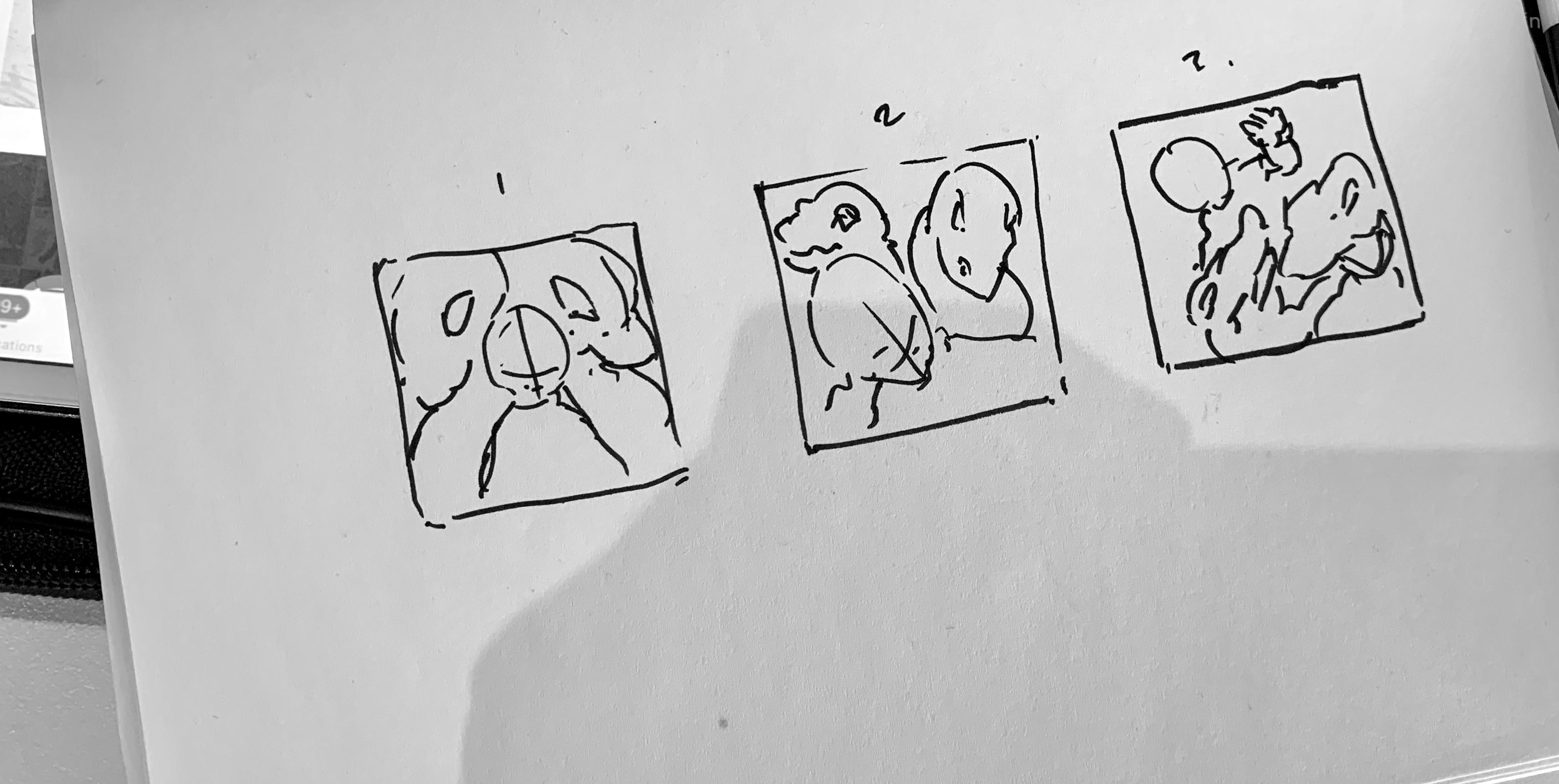 5 Langkah Membuat Ilustrasi Manual Jadi Digital versi Kemas Acil