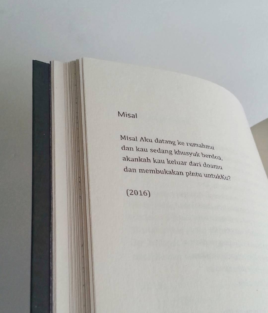 Langkah Membuat Puisi Menurut Joko Pinurbo