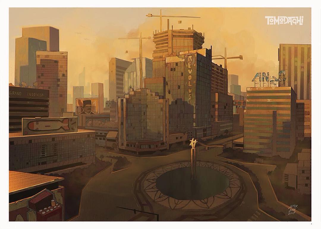 Studio Tomodachi: Perjalanan, Misi dan Hal Penting Bagi Ilustrator