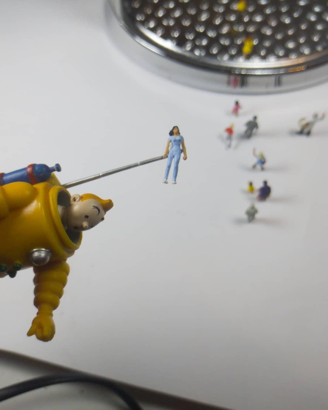 Rahmat Budiman: Toy Photography Mengubah Hidupnya