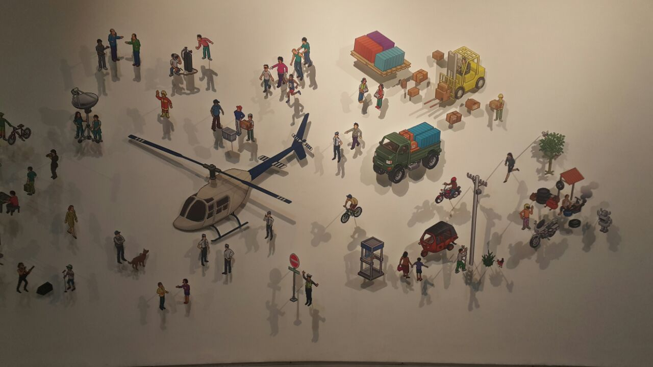 oomleo: Cerahnya Masa Depan Pixel Art Indonesia