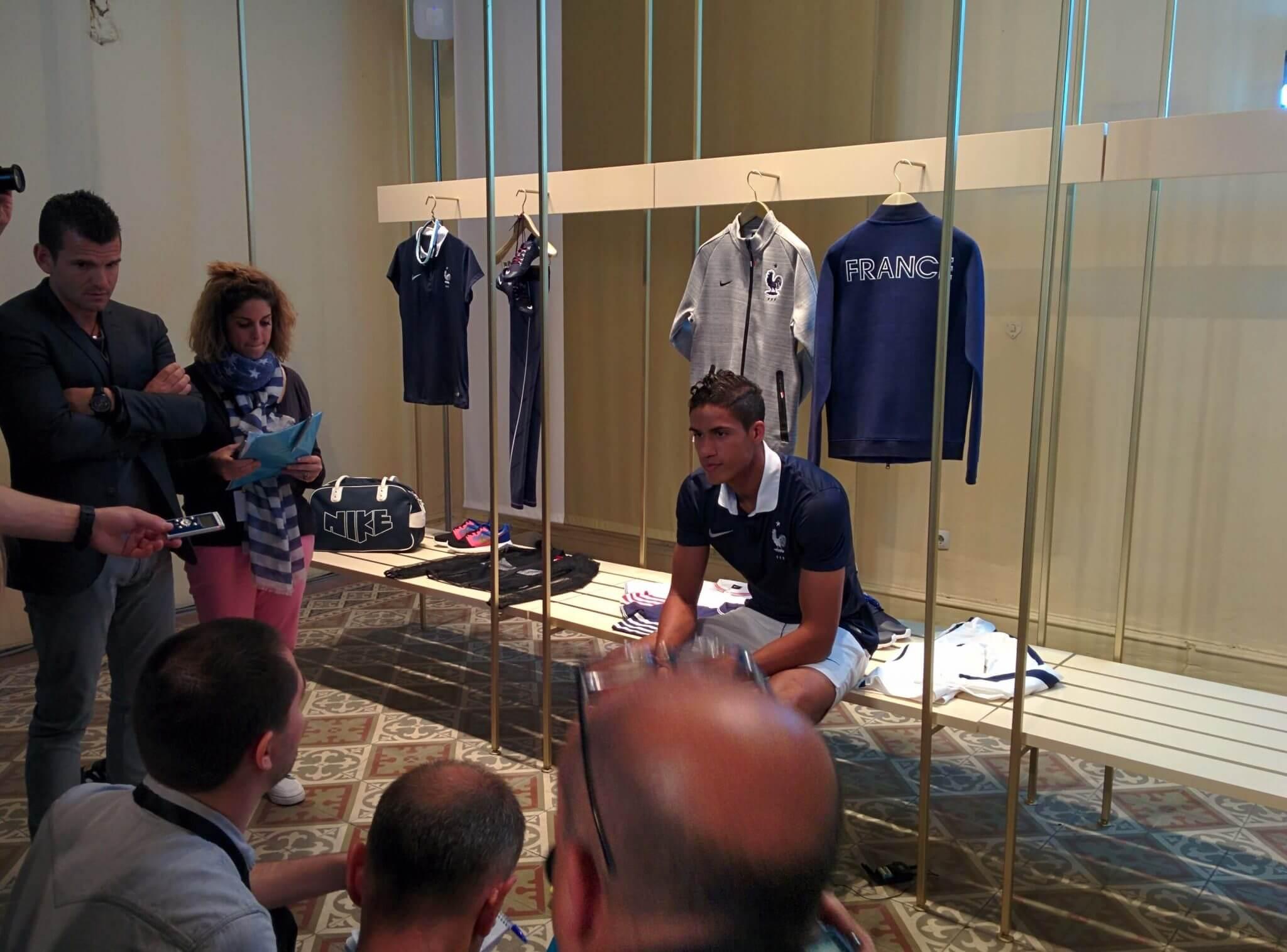 Nike Football Innovation Summit Madrid Spanyol 2014 2