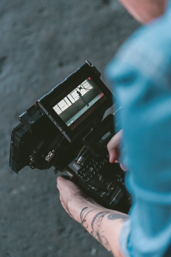 persiapan produksi video 3