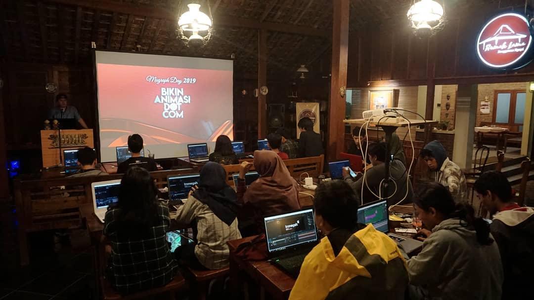 Mograph Day, Upaya Edukasi Industri Video oleh Kebon Studio