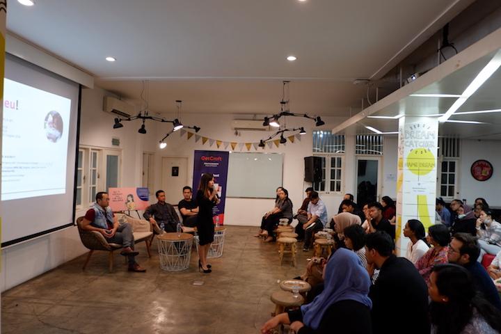 Jakarta Creators Meetup: Catatan Membuat Media Plan yang Efisien untuk Klien