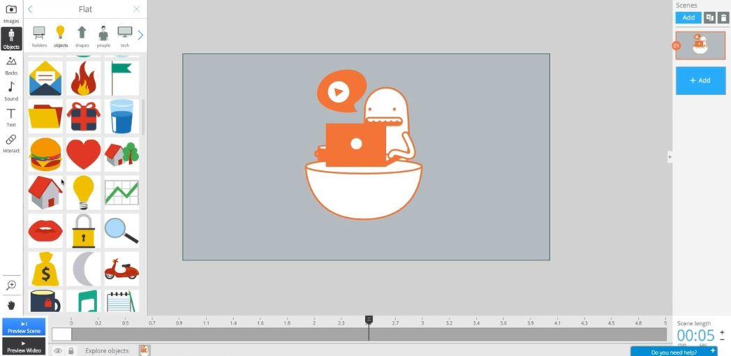 5 Tools untuk Membuat Video Animasi