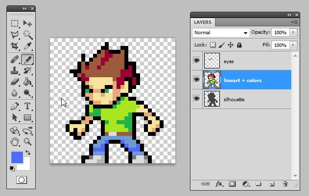 Pixel Art untuk Pemula
