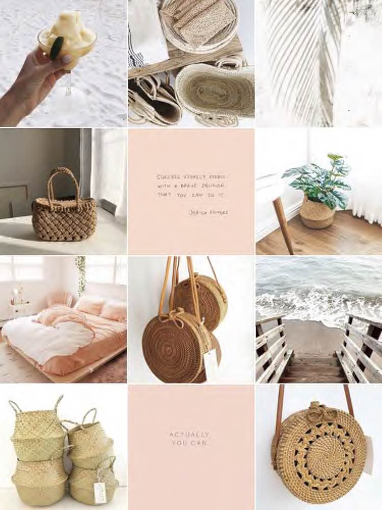 stand out with a unique instagram aesthetic wovenbella.ph