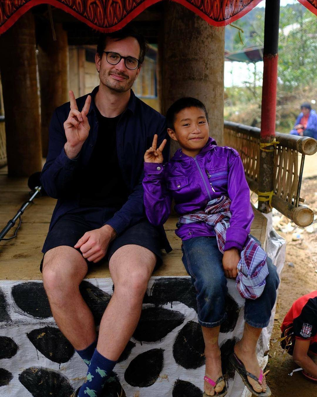 david farrier dying not worth try coming close peace
