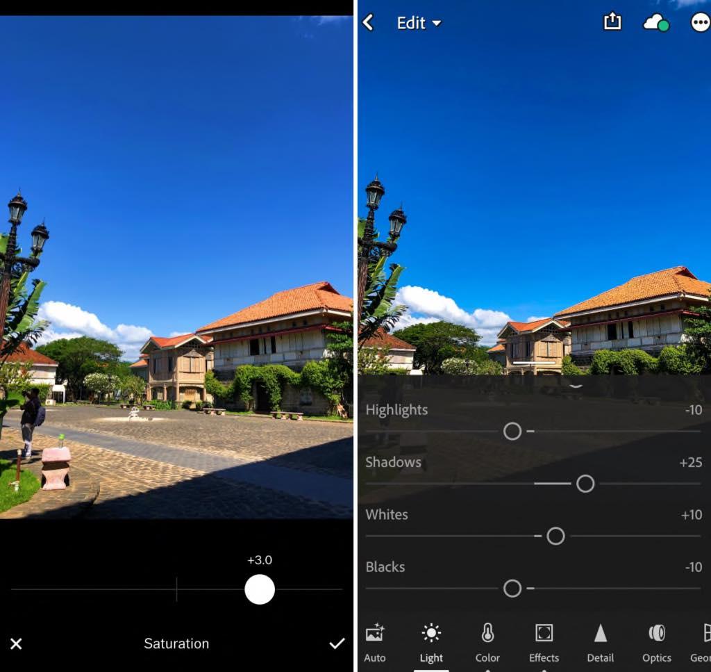 vsco vs lightroom which app is better for editing instagram photos price