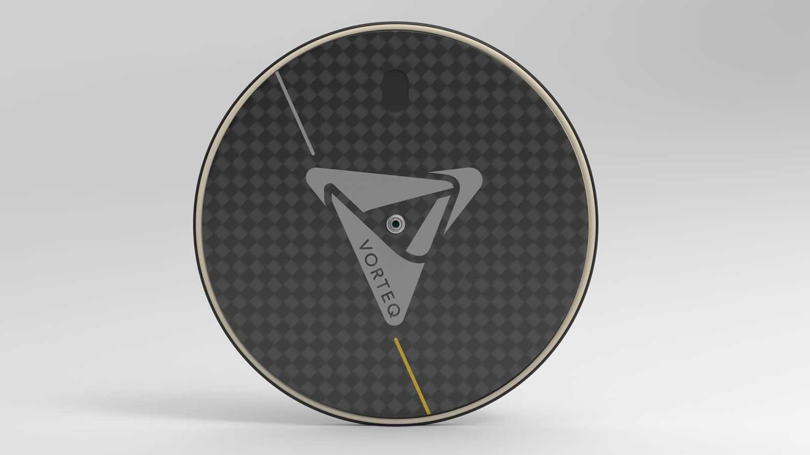 Vorteq Tokyo Front Disc Front Wheel