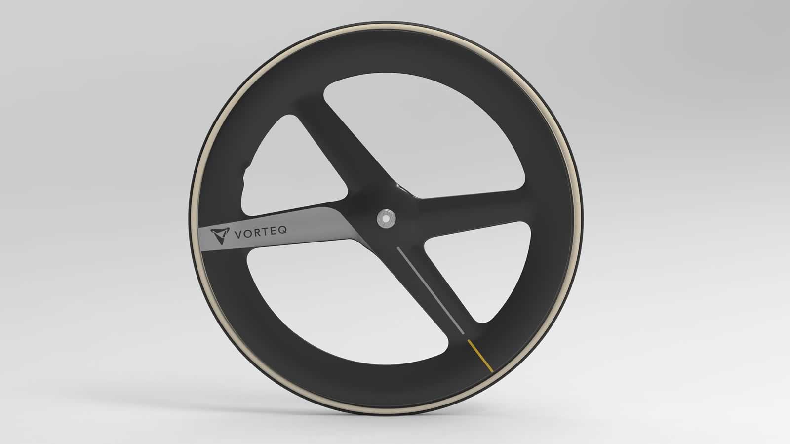 Vorteq Tokyo 4 Spoke Front Wheel