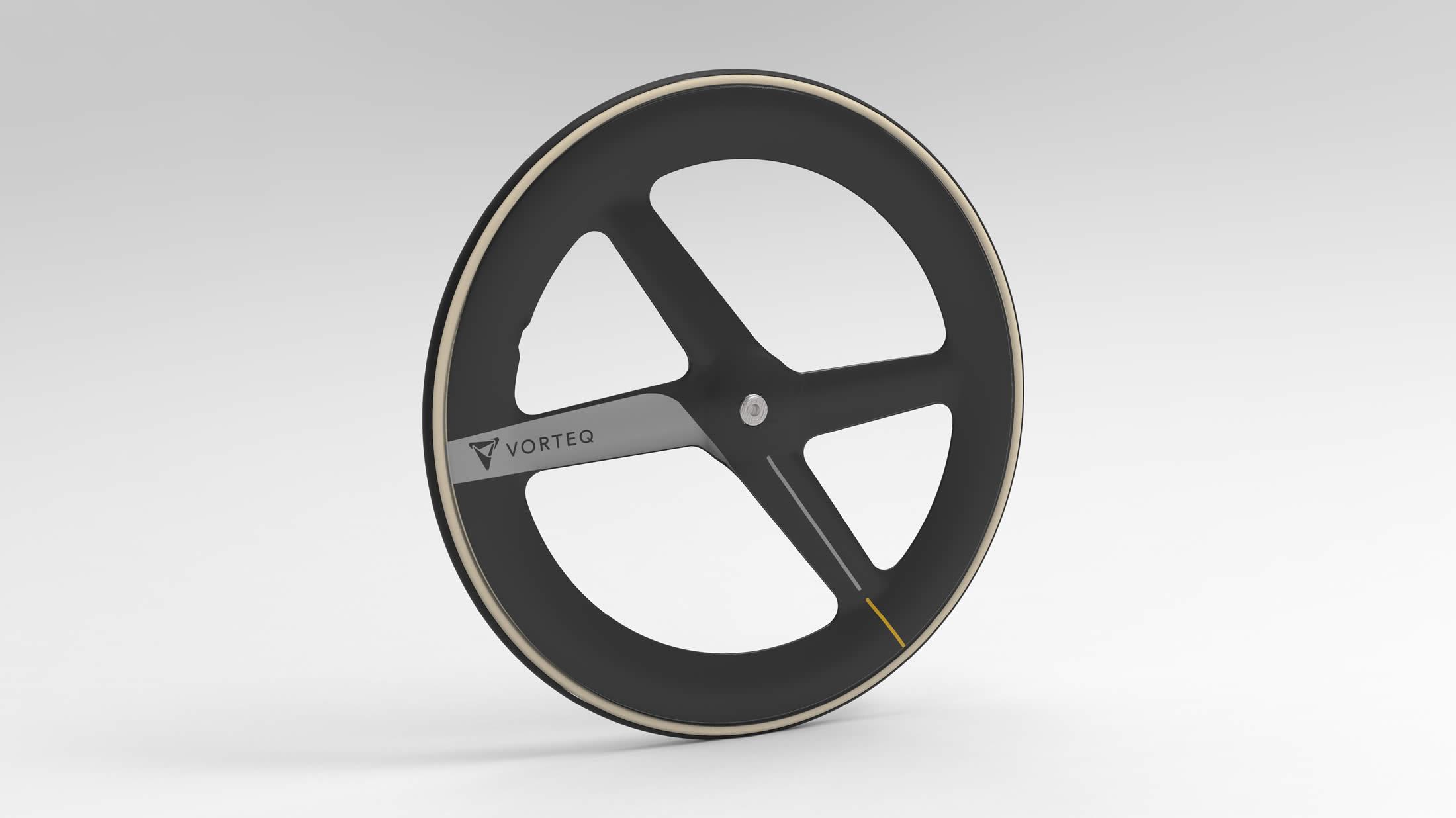 Tokyo 4 Spoke Front Wheel