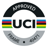 UCI approved Frame