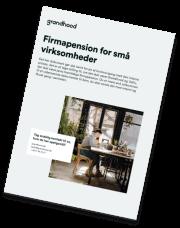 Grandhoods brochure om firmapension for små og mellemstore virksomheder